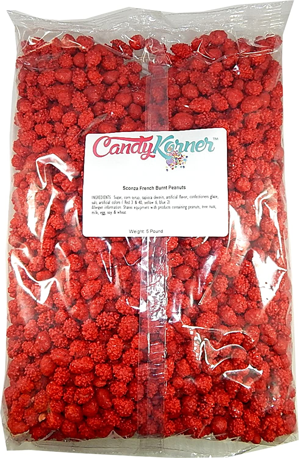 French At the price of surprise Burnt Peanuts Candy 62904-5 Cheap sale 5lb. -