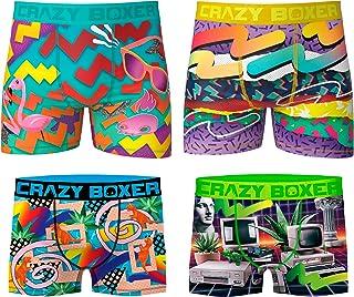 Crazy Boxer, Selección de Boxers para Hombre, diseños y lotes Variados