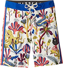 VISSLA Kids - Rangiroa Four-Way Stretch Boardshorts 17