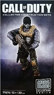 Mega Bloks Call of Duty 2013 Walmart Exclusive Ghosts Tactical Combat Figure Set 99694