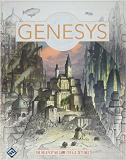 Genesys a Narrative Dice System Core Rulebook Role Playing Game