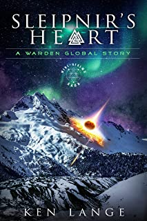 Sleipnir's Heart: A Warden Global Story (English Edition)