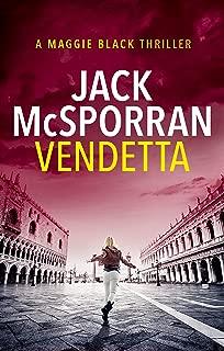 Vendetta (Maggie Black Case Files Book 1)