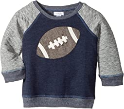 Mud Pie - Football Sweatshirt (Infant/Toddler)