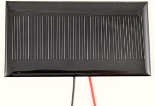 Small Solar Panel 6.0V 70mA with wires