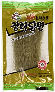 2 packs - Assi Glass Noodles, Korean Vermicelli, Dangmyun, Sweet Potato Starch (12 Ounces)