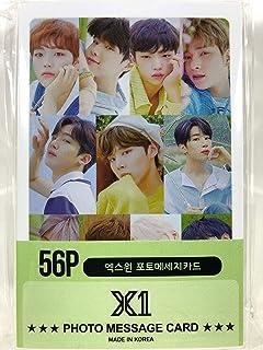 X1 エックスワン グッズ / フォト メッセージカード 56枚 (ミニ ポストカード 56枚) セット - Photo Message Card 56pcs (Mini Po...