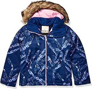 Roxy Girls ERGTJ03084 American Pie Girl Jacket Jacket - Multi