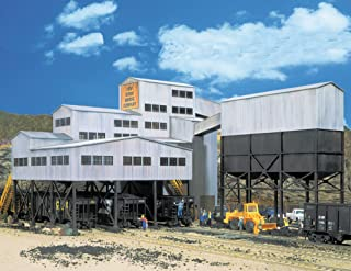 Walthers Cornerstone 933–3017 – Minebyggnad New River MiningCompany, byggnader