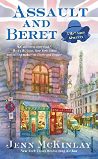 Assault and Beret (A Hat Shop Mystery Book 5)