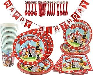 dumbo themed birthday party