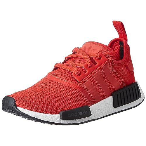 buy popular 4780b f57b2 adidas NMD Red: Amazon.com