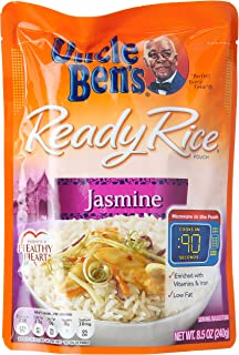 Uncle Ben`s Ready Rice, Jasmine, 8.5 oz