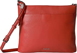 Calvin Klein - Pebble Leather Crossbody