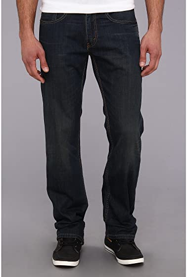 Jeans, Black, Men, Relaxed Fit | Shipped Free at Zappos