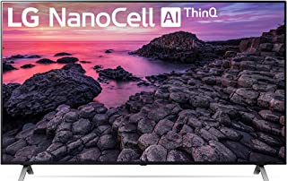 "LG 55NANO90UNA Alexa Built-In NaNO90 Series 55"" 4K Ultra HD Smart LED Nanocell TV (2020)"