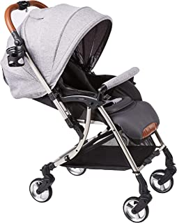 Capella FREEMOVE Stroller, Light Grey, 20 count