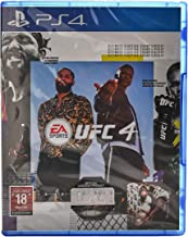 EA Sports UFC 4 Game for Playstation 4