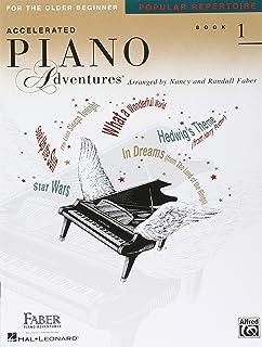 Piano Adventures for the Older Beginner Rep. Bk 1: Popular Repertoire Book 1