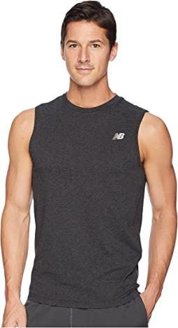 New Balance Heather Stretch Sleeveless