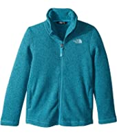 The North Face Kids Crescent Full Zip (Little Kids/Big Kids)