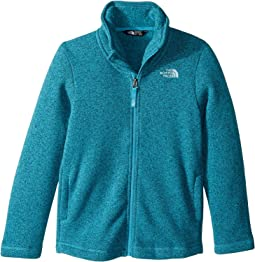 The North Face Kids - Crescent Full Zip (Little Kids/Big Kids)