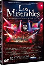 Los miserables: El musical [DVD]