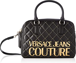 Versace Jeans Couture Duffle Bag for Women- Black
