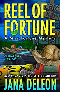 Reel of Fortune (Miss Fortune Mysteries Book 12)