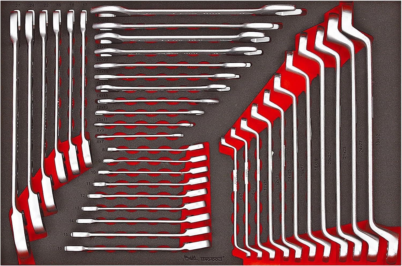 Tengtools ttesp37 Ringmaulschlüssel-Set 37 B00CYLPO6S | Hohe Qualität Qualität Qualität und günstig  7ba776