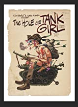 HOLE OF TANK GIRL SLIPCASED HC COLL ED (The Hole of Tank Girl)