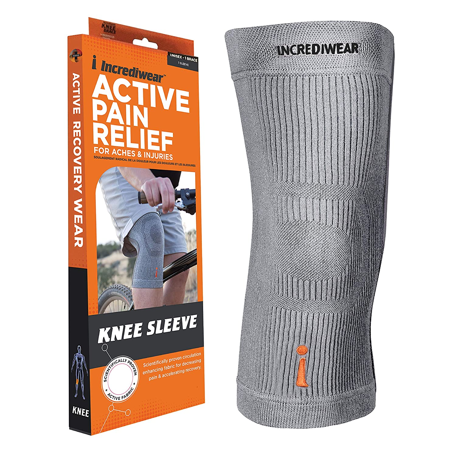 Incrediwear Our shop OFFers the best service Knee Sleeve – Brace High material Joint Pain Relief for