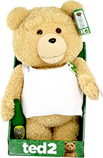 Ted 2 AnimaTeddy Bear Explicit Doll in Tank Top, 16