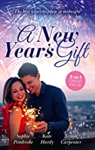 A New Year's Gift/The Unexpected Holiday Gift/A New Year Marriage Proposal/His Unforgettable Fiancée