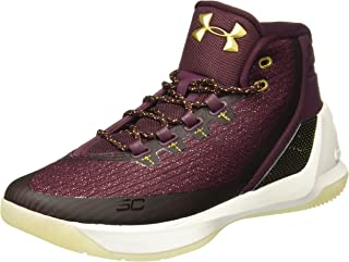 new style a4c95 43369 Under Armour Mens Curry 3 Basketball Shoes