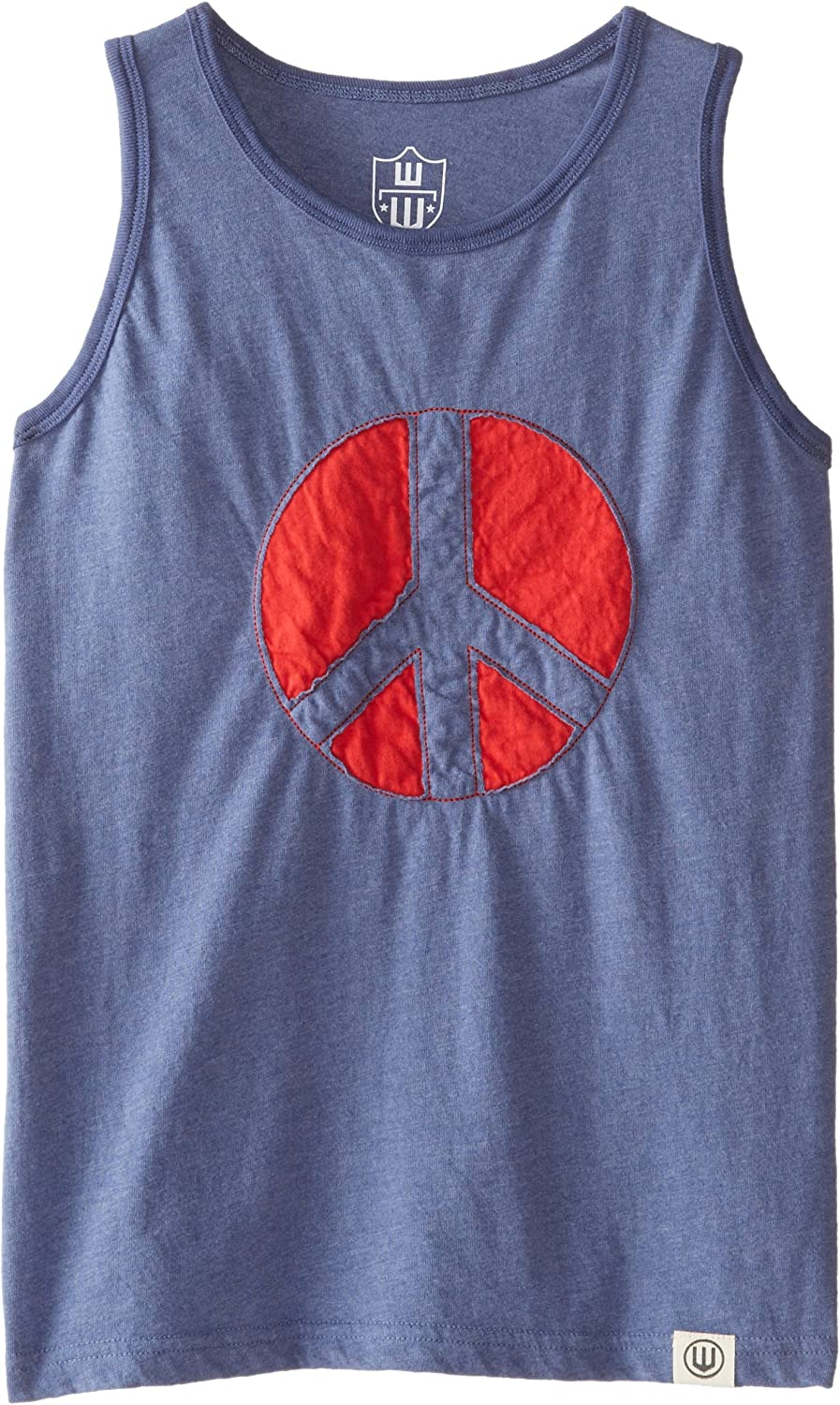 Wes and Willy Boys' Peace Tank