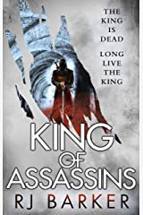 King of Assassins (The Wounded Kingdom Book 3) Kindle Edition