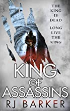 King of Assassins (The Wounded Kingdom Book 3)