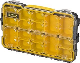 Stanley FMST1-75779 Fatmax Pro 2/3 Shallow Organiser - Black (1-Piece)