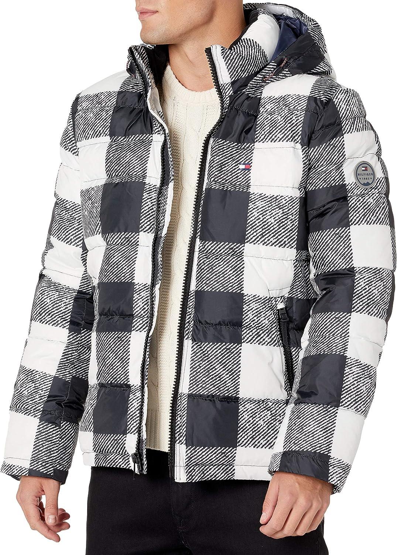 Tommy Hilfiger Men's Legacy Hooded Puffer Jacket