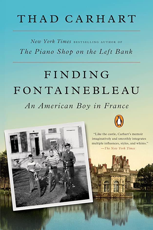 献身ホラー花に水をやるFinding Fontainebleau: An American Boy in France (English Edition)