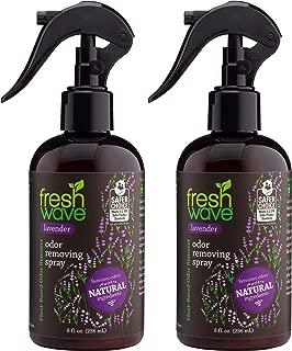 Fresh Wave Lavender Odor Removing Spray, 8 fl. oz. (Pack of 2)