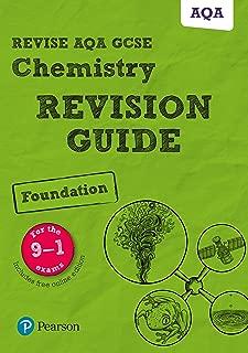 Revise AQA GCSE Chemistry Foundation Revision Guide (REVISE AQA GCSE Science 11)