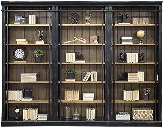 Martin Furniture IMTE4094x3 IMTE402 Toulouse 3 Bookcase Wall