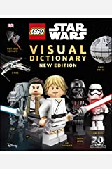 LEGO Star Wars Visual Dictionary New Edition: With exclusive Finn minifigure Kindle Edition