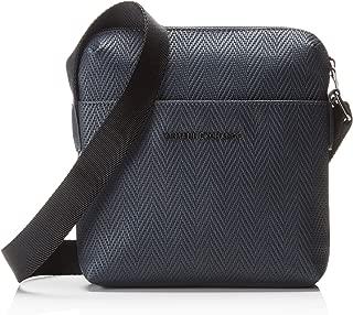 Small Crossbody Bag with Printed Logo