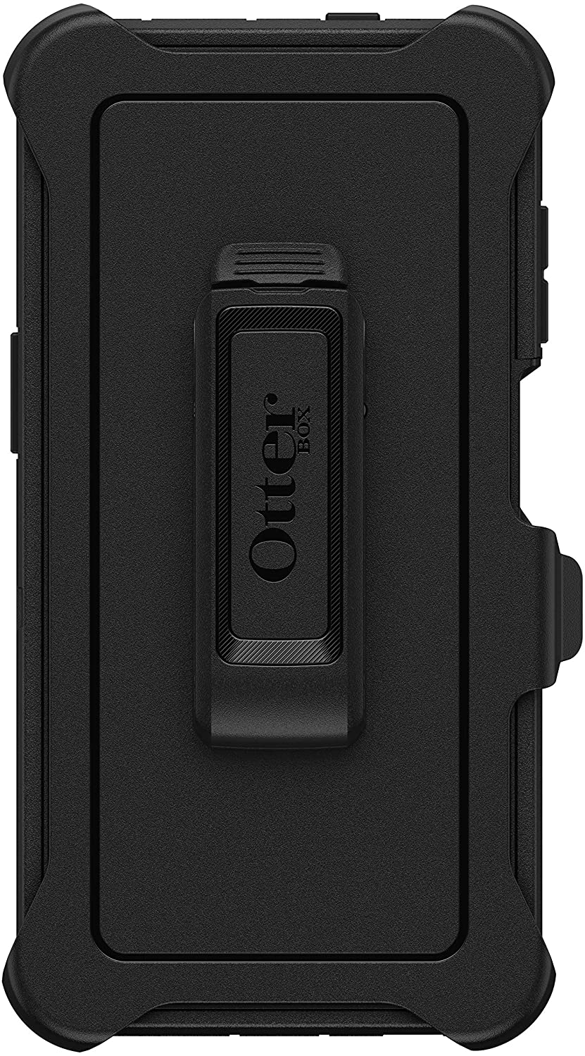 OtterBox DEFENDER SERIES SCREENLESS EDITION Case for Galaxy XCover Pro - Bulk Single-pack (1 unit) - BLACK
