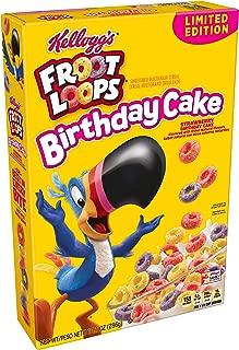 Best froot loops birthday cake flavor Reviews