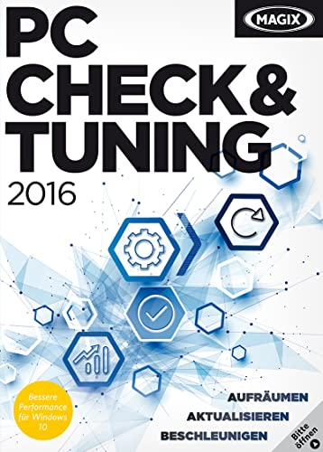 MAGIX PC Check & Tuning 2016 [Download]