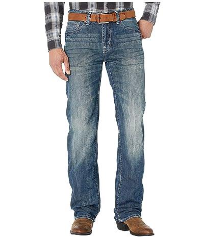 Rock and Roll Cowboy Reflex Double Barrel Jeans in Dark Vintage M0S1072 (Dark Vintage) Men